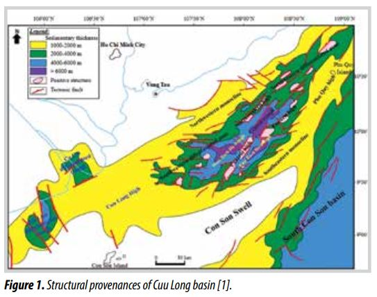 Oligocene combination/stratigraphic traps and their reservoir quality in Cuu Long basin, offshore Vietnam""