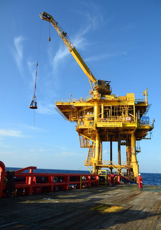 Dịch vụ dầu khí