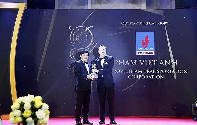 PVTrans đạt giải thưởng The Asia Pacific Entrepreneurship Awards""