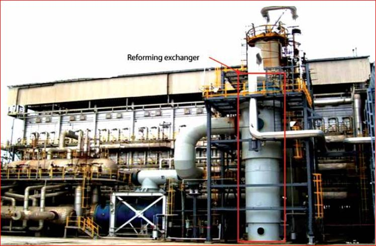 KRES-ESTM revamp produces more ammonia from less natural gas by energy substitution Vikram Singh, Shashi Singh KBR
